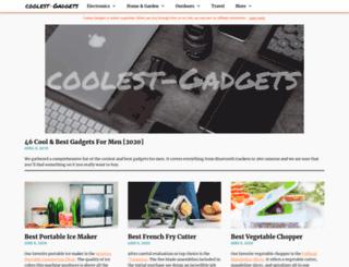 coolestgadgets.com screenshot