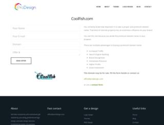 coolfish.com screenshot