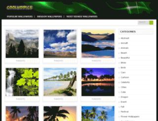 coolhdpics.com screenshot
