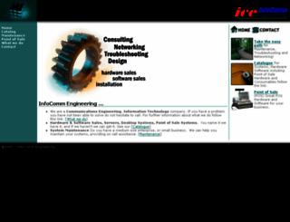 coolice.com.au screenshot