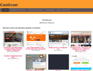 coolicon.org screenshot