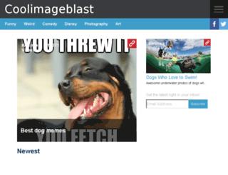 coolimageblast.net screenshot