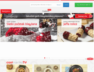 coolinarika.net screenshot