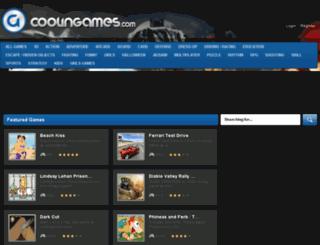 coolingames.com screenshot