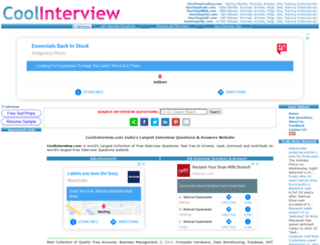 coolinterview.com screenshot