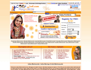 cooljodi.com screenshot