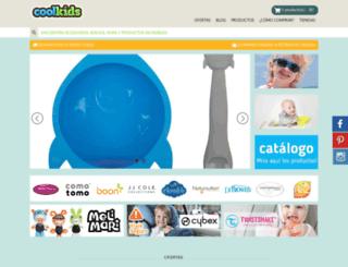 coolkids.cl screenshot
