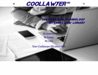 coollawyer.com screenshot