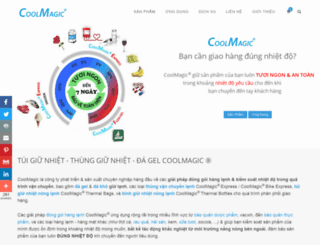 coolmagic.vn screenshot
