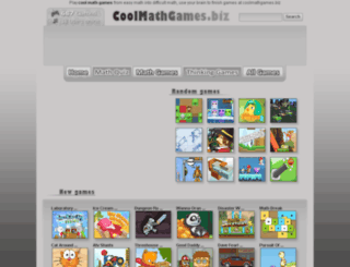 coolmathgames.biz screenshot