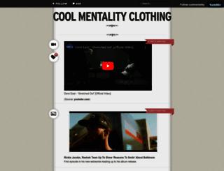 coolmentality.tumblr.com screenshot