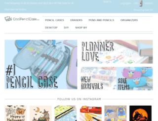 coolpencilcase.com screenshot