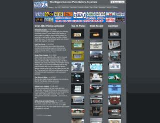 coolpl8z.com screenshot
