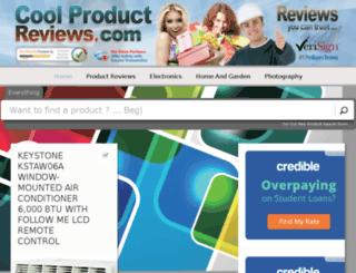 coolproductreviews.com screenshot