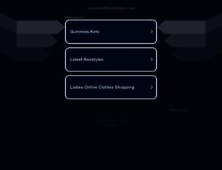 coolshorthairstyles.com screenshot