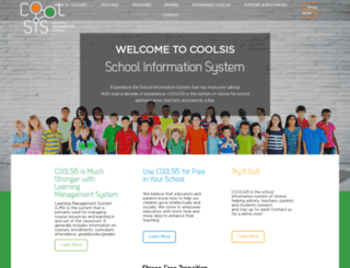 coolsis.com screenshot