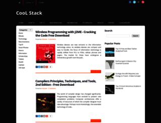 coolstack.blogspot.com screenshot