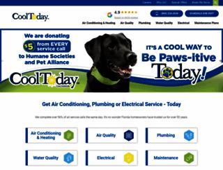 cooltoday.com screenshot