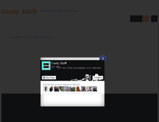 coolystuff.net screenshot