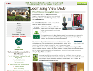 coomassigview.kerry-ireland.com screenshot