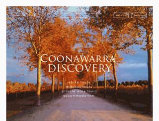 coonawarradiscovery.com screenshot