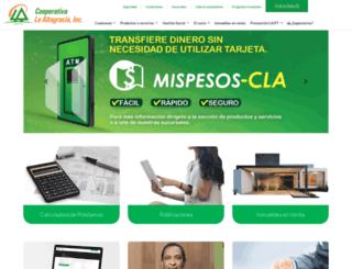 coopaltagracia.com screenshot