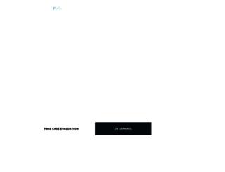 cooper-law.com screenshot