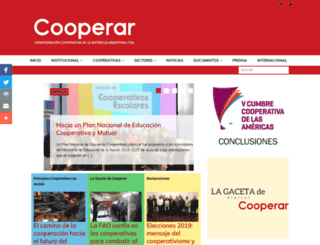 cooperar.coop screenshot