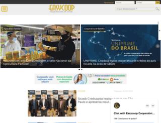 cooperativismo.org.br screenshot