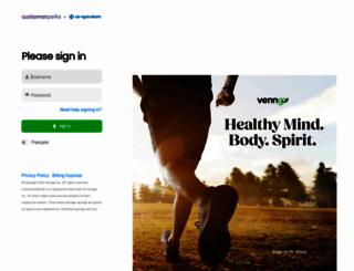 cooperatorsassurancegroupe.venngo.com screenshot