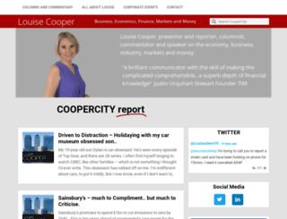 coopercity.co.uk screenshot