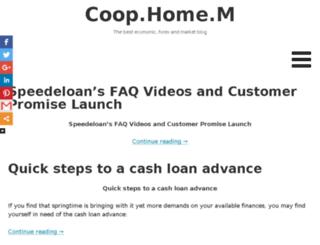 coophomemaker.com screenshot