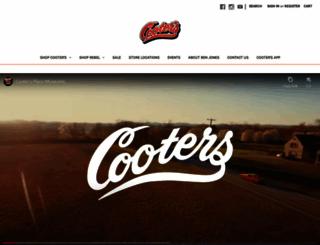 cootersplace.com screenshot