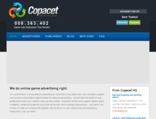 copacet.com screenshot