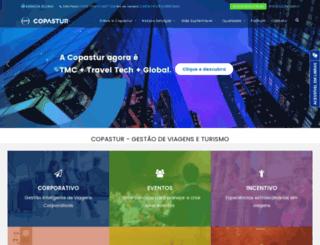 copastur.com.br screenshot