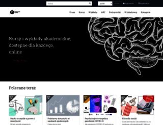 copernicuscollege.pl screenshot