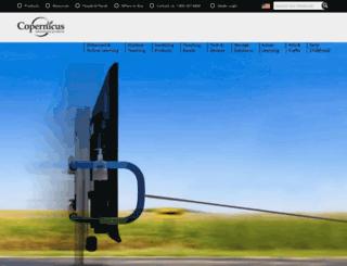 copernicused.com screenshot