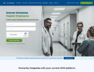 copleymemorialhospital.shiftplanning.com screenshot