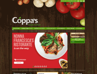 coppas.com screenshot