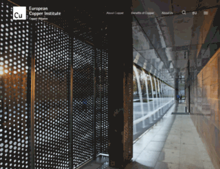 copperalliance.eu screenshot