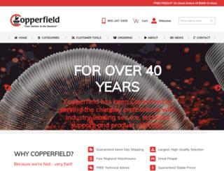 copperfield.com screenshot