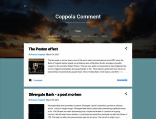 coppolacomment.blogspot.co.uk screenshot