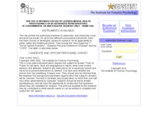 coptest.net screenshot