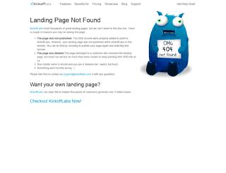copy-earlybird-inspire.kickoffpages.com screenshot