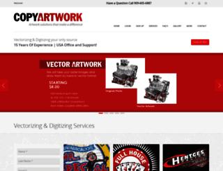 copyartwork.com screenshot