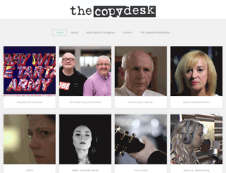 copydesk.co.uk screenshot