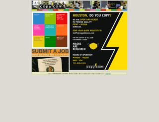 copydotcom.com screenshot