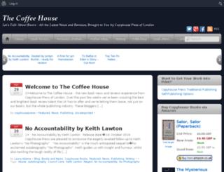 copyhousepress.com screenshot
