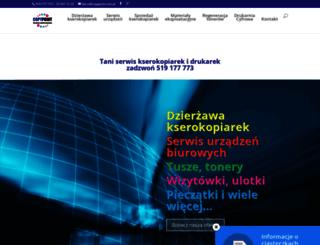 copypoint.net.pl screenshot