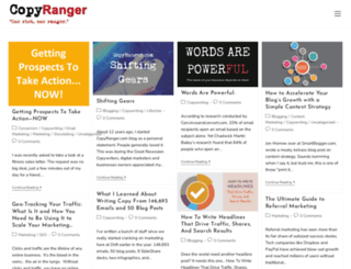 copyranger.com screenshot